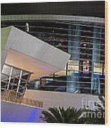 Marlins Park Stadium Miami 6 Wood Print