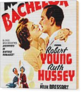 Married Bachelor, Us Poster, Ruth Wood Print