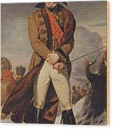 Marshal Michel Ney 1769-1815 Duke Of Elchingen Oil On Canvas Wood Print