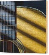 Martin Om-28v Wood Print