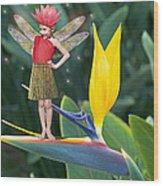 Martine Wood Print