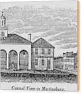 Martinsburg, West Virginia Wood Print