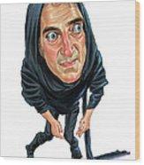 Marty Feldman As Igor Wood Print