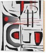 Marucii 099-02-13 Wood Print