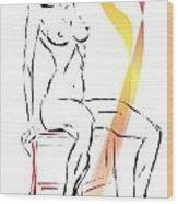 Marucii 108-02-13 Women Wood Print
