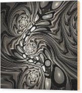 Marucii 257-06-2013 Abstraction Wood Print
