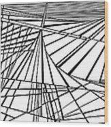 Mary Beth's Dream Wood Print