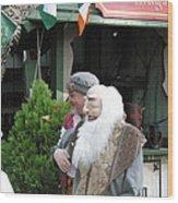 Maryland Renaissance Festival - People - 121267 Wood Print