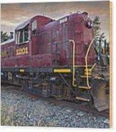 Maryland_delaware 1201 Wood Print