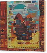Maseed Maseed 8 Wood Print