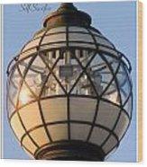 Massachusetts Veterans War Memorial Tower Wood Print