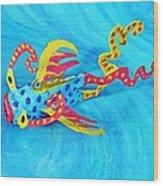 Matisse The Fish Wood Print