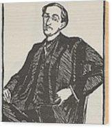 Maurice Barres, Copy By Boris Wood Print