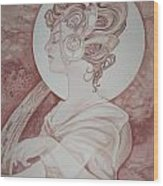 Maven Wood Print