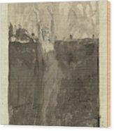 Max Klinger German, 1857 - 1920, Und Doch Wood Print