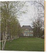 Max Liebermann House And Garden Wannsee Wood Print