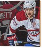Pacioretty Poster Wood Print