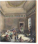 Maximilien Robespierre (1758-1794) Wood Print