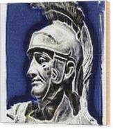 Maximus Wood Print