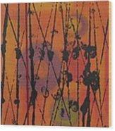 Maya 1 Wood Print