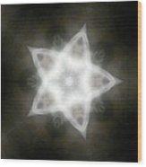 Mayan Star Wood Print