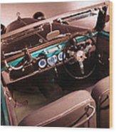 Maybach Car 4 Wood Print