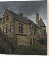 Maymont Mansion Wood Print