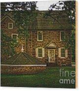 Mcconkey's Ferry Inn Wood Print