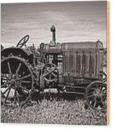 Mccormick Deering 15-30 Wood Print