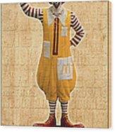Mcdonald's Wood Print