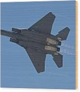 Mcdonnell Douglas F 15e Strike Eagle 2 Wood Print