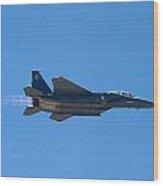 Mcdonnell Douglas F 15e Strike Eagle Wood Print