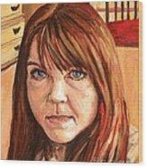Me Myself And Eileen Wood Print
