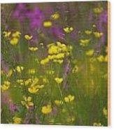 Meadow Wood Print