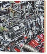 Mechanics Wood Print