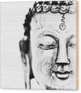 Medicine Buddha Wood Print