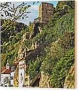 Medieval Durnstein II Wood Print