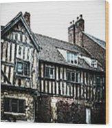 Medieval Wood Print