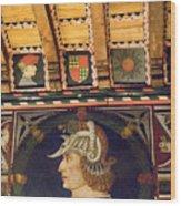 Medieval Splendour Wood Print