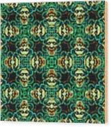 Medusa Abstract 20130131p38 Wood Print