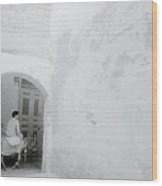 Biblical Meknes Wood Print