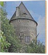 Melk Medieval Tower Wood Print