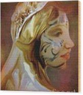 Melusine Of Avalon Wood Print