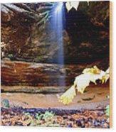 Memorial Falls IIi Wood Print