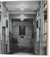 Memorial Hall Pphs Wood Print