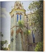 Memorial Presbyterian Church Wood Print