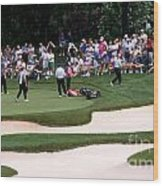 12w192 Memorial Tournament Photo Wood Print