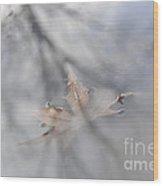 Memorie Liquide Wood Print
