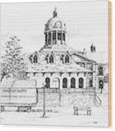Memories Of Kingston Wood Print