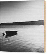 Memory Lake Wood Print